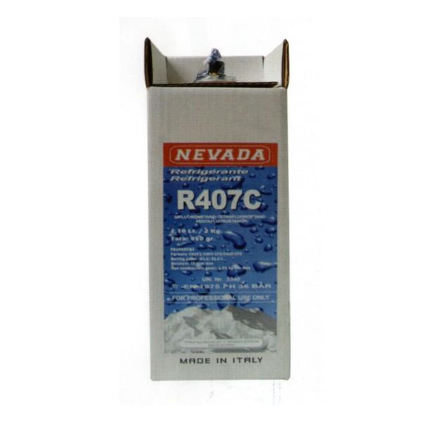 r407c r407 2 kg k ltemittel gas nachf llbar gasflasche zylinder verkaufen. Black Bedroom Furniture Sets. Home Design Ideas