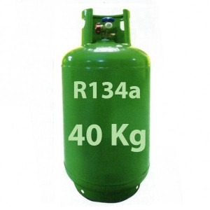 40 Kg R134a REFRIGERANT GAS REFILLABLE CYLINDER