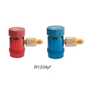 2 x QUICK COUPLERS R1234yf